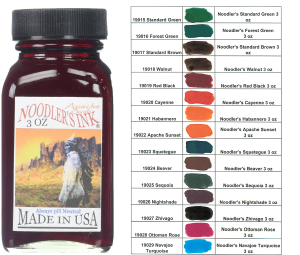 Noodlers Apache Sunset Ink, one of the best gifts for pen collectors