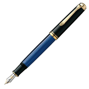 The little brother to the Pelikan Souveran M800, the Pelikan M600